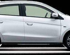 Chính chủ bán Mitsubishi Mirage đời 2017, màu trắng giá 380 triệu tại Hà Nội