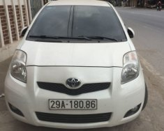 Bán xe Toyota Yaris 1.3 AT 2010, màu trắng, giá tốt giá 415 triệu tại Hà Nội