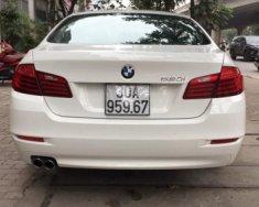 Bán BMW 5 Series 2.0 AT năm sản xuất 2014, màu trắng đẹp như mới giá 1 tỷ 470 tr tại Hà Nội