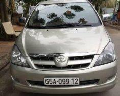 Chính chủ bán Toyota Innova G 2006, màu bạc  giá 345 triệu tại Cần Thơ