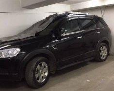 Cần bán Chevrolet Captiva đời 2010, màu đen giá 350 triệu tại Hà Nội