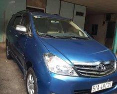 Bán Toyota Innova G xuất năm 2008, màu xanh dương giá 355 triệu tại Tp.HCM