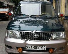 Cần bán lại xe Toyota Zace đời 2003, giá tốt giá 275 triệu tại Hà Giang