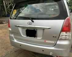 Chính chủ bán Toyota Innova đời 2010, màu bạc giá 391 triệu tại Tp.HCM