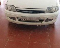 Cần bán lại xe Ford Laser Delu 1.6 MT sản xuất 2001, màu trắng, 155 triệu giá 155 triệu tại Phú Thọ