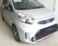 Bán xe Kia Morning Si sản xuất 2015, màu bạc giá 352 triệu tại Hà Nội