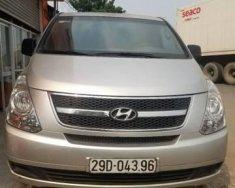 Bán Hyundai Starex đời 2009, màu bạc  giá 450 triệu tại Hà Nội