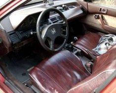 Bán xe Honda Accord đời 1988, màu đỏ, nhập khẩu Mỹ giá 57 triệu tại Đồng Nai
