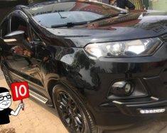 Bán ô tô Ford EcoSport đời 2017, màu đen, 606tr giá 606 triệu tại Hà Nội