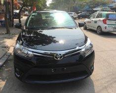 Bán ô tô Toyota Vios 1.5E năm sản xuất 2017, màu đen, 485tr giá 485 triệu tại Hải Phòng