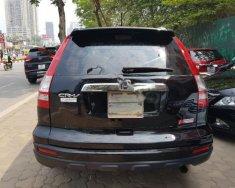 Bán Honda CR V 2.0 đời 2011, màu đen, xe nhập giá 599 triệu tại Hà Nội
