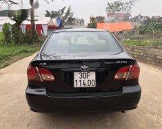 Cần bán Toyota Corolla altis 1.8 2004, màu đen, 288tr giá 288 triệu tại Phú Thọ