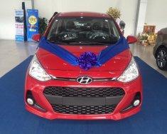 Hyundai Lê Văn Lương - I10 1.2AT 2018 màu đỏ, giá cực rẻ, khuyến mãi cực cao, hỗ trợ trả góp 80%. Liên hệ: 0984849493 giá 396 triệu tại Hà Nội