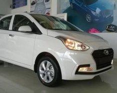 Bán Hyundai Grand i10 1.2MT 2018, màu trắng giá Giá thỏa thuận tại Bình Dương
