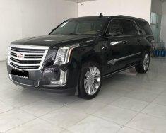 Cần bán lại xe Cadillac Escalade ESV Platinium 2017, màu đen, nhập khẩu giá 7 tỷ 585 tr tại Hà Nội
