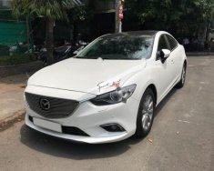 Bán Mazda 6 2.0 AT đời 2016, màu trắng số tự động giá 780 triệu tại Tp.HCM