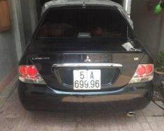Bán Mitsubishi Lancer năm 2004, màu đen   giá 245 triệu tại Tây Ninh