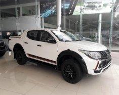 Bán Mitsubishi Triton đời 2018, màu trắng, nhập khẩu nguyên chiếc, giá tốt giá 745 triệu tại Đà Nẵng
