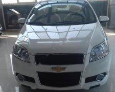 Bán ô tô Chevrolet Aveo sản xuất 2018, màu trắng giá 459 triệu tại Bình Dương