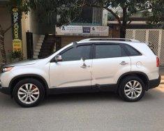 Bán Kia Sorento 2011, màu bạc, nhập khẩu giá 565 triệu tại Hà Nội