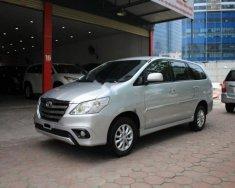 Cần bán xe Toyota Innova đời 2014, màu bạc giá 610 triệu tại Hà Nội