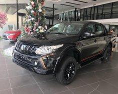 Bán Mitsubishi Triton năm 2018, màu đen, xe nhập giá 740 triệu tại Hà Nội