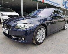 Cần bán lại xe BMW 5 Series 520i 2016, màu xanh lam, nhập khẩu chính chủ giá 1 tỷ 758 tr tại Hà Nội