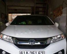 Bán xe Honda City đời 2015, màu trắng giá 542 triệu tại Tp.HCM