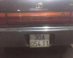 Chính chủ bán Toyota Corona 1.6 SX 1996, màu xám, nhập khẩu giá 120 triệu tại Hà Nội