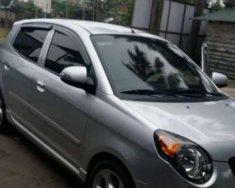 Bán Kia Morning sản xuất 2008, màu bạc, xe nhập giá 239 triệu tại Hà Nội