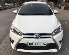 Bán xe Toyota Yaris 1.3 G năm 2016, màu trắng giá 640 triệu tại Hà Nội
