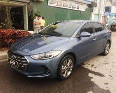 Bán xe Hyundai Elantra GLS 1.6AT sản xuất 2016, màu xanh   giá 606 triệu tại Hà Nội