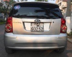 Cần bán lại xe Kia Morning năm sản xuất 2009, màu bạc, 168 triệu giá 168 triệu tại Hà Nội