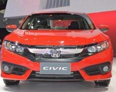 Bán ô tô Honda Civic đời 2018, màu đỏ, nhập khẩu giá 758 triệu tại Tiền Giang