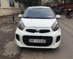 Cần bán xe Kia Morning năm 2015, màu trắng chính chủ giá 265 triệu tại Hà Nội