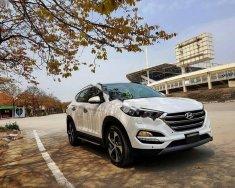 Bán Hyundai Tucson 1.6AT sản xuất 2017, màu trắng giá 915 triệu tại Hà Nội