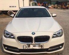 Bán BMW 5 Series năm 2016, màu trắng, nhập khẩu nguyên chiếc giá 1 tỷ 680 tr tại Tp.HCM
