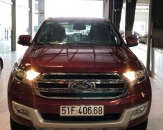 Bán xe Ford Everest sản xuất 2016, màu đỏ   giá 1 tỷ 180 tr tại Lâm Đồng