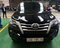 Bán Toyota Fortuner sản xuất 2017, màu đen giá 1 tỷ 140 tr tại Lâm Đồng