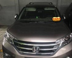 Cần bán lại xe Honda CR V năm 2014, màu xám, giá chỉ 822 triệu giá 822 triệu tại Tp.HCM