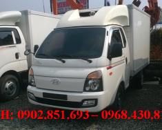 Bán xe Hyundai đông lạnh 1 tấn nhập khẩu nguyên chiếc từ Hàn Quốc, giá rẻ giao ngay giá 270 triệu tại Tp.HCM
