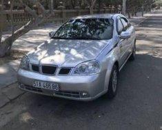 Cần bán Daewoo Lacetti 2005, màu bạc  giá 165 triệu tại Bình Dương