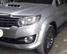 Cần bán xe Toyota Fortuner G 2014, màu bạc, giá 777tr giá 777 triệu tại Tp.HCM