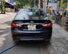 Bán Hyundai Sonata năm sản xuất 2010, màu đen, nhập khẩu nguyên chiếc, giá cạnh tranh giá 530 triệu tại Tp.HCM