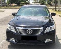 Cần bán chiếc Toyota Camry 2.5G 2013 màu đen long lanh giá 765 triệu tại Tp.HCM