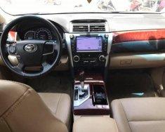 Bán xe Toyota Camry 2.5G năm 2013, màu đen giá 765 triệu tại Tp.HCM