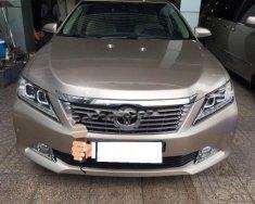 Bán ô tô Toyota Camry 2.5G năm sản xuất 2013, màu bạc giá 780 triệu tại Tp.HCM