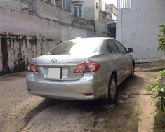 Cần bán gấp Toyota Corolla altis 1.8AT 2010, màu bạc, giá 515tr giá 515 triệu tại Tp.HCM