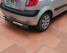 Bán Hyundai Getz sản xuất 2010, màu bạc  giá 200 triệu tại Hà Nội
