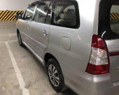Bán Toyota Innova sản xuất 2015, màu bạc giá 605 triệu tại Hà Nội